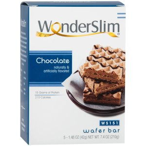 Protein Wafer Bar, Chocolate (5ct)