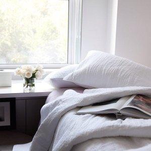 7.5折最后一天:Croscill 家居床品及软装饰全场特价  (Bundles商品除外)