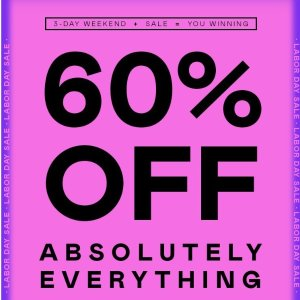 60% OffNasty Gal Sitewide Full-priced Items Sale