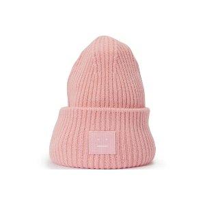 Acne Studios定价$200Pansy 毛线帽