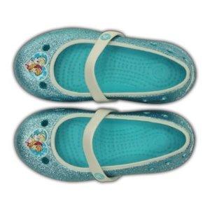 Crocs冰雪奇缘洞洞鞋