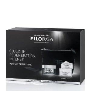 Filorga含十全大补面膜Objectif Regeneration Intense护肤套盒