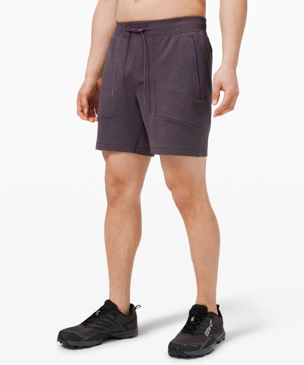 Textured Tech 男子短裤