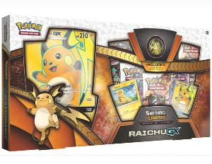 $14Pokemon Trading Card Game Shining Legends Raichu GX Collection