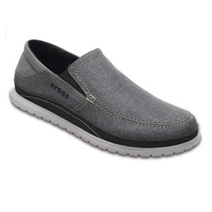 现价$33.21 (原价$59.99)Crocs 男士休闲乐福鞋热卖 柔软舒适