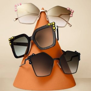 低至1.7折+独家满减$100Jomashop 大牌墨镜特卖 Dior墨镜$98 Fendi大框$74