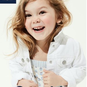 Up to 70% Off + Extra 40% OffGap Kids Apparels Sale