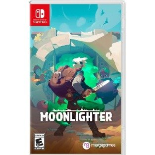 《Moonlighter》Switch 数字版 模拟经营 + 地牢冒险