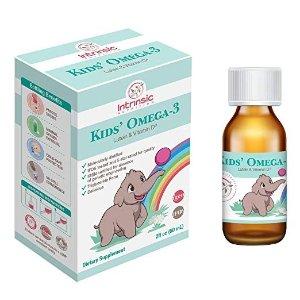 Kids' Omega-3 Lutein & Vitamin D3