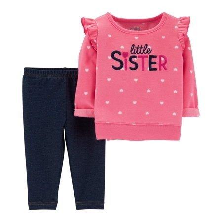 婴儿卫衣套装