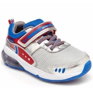 一律$$19.95 + 满额再7.5折Stride Rite 童鞋闪购,闪灯鞋、运动鞋、靴子都有