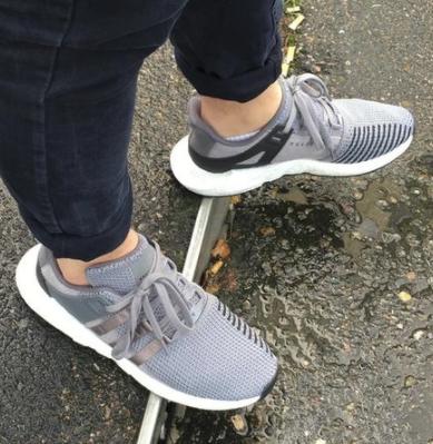 EQT Support 93/17 男鞋