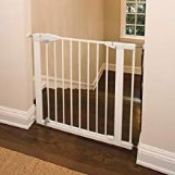 Amazon.com : Munchkin Easy Close Metal Baby Gate, White, Model MK0002-012 : Indoor Safety Gates : Baby