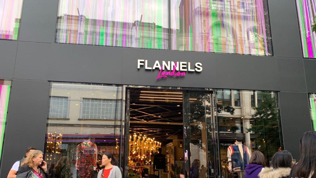 英国奢侈买手店Flannels 😎 伦敦旗舰店探店分享