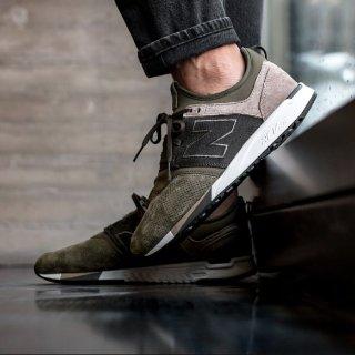 一律$29.99 + 包邮New Balance 男女247系列休闲运动鞋促销
