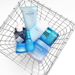 Receive a Basic Care Trial Kitwith any $50+ purchase @ Laneige