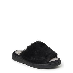 Dearfoams Scarlett Furry Slide Sale