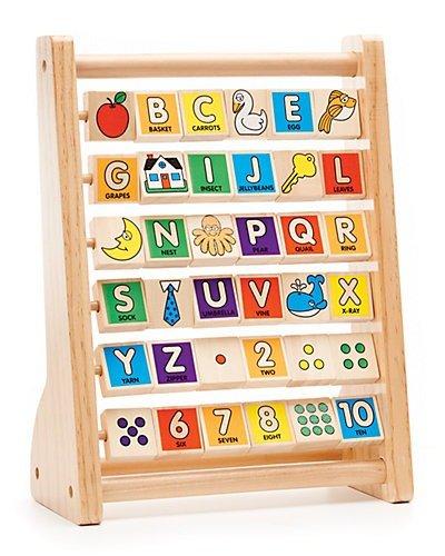 ABC-123 幼童认知工具