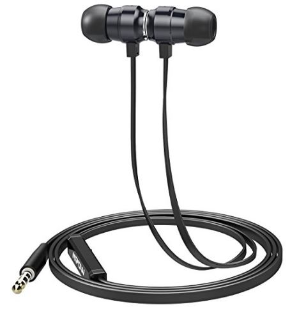 超值价$10.99Mpow 入耳式磁扣耳机