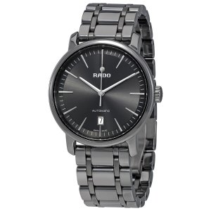 RadoDiaMaster XL Dark Grey Dial Automatic Men's Watch DiaMaster XL Dark Grey Dial Automatic Men's Watch