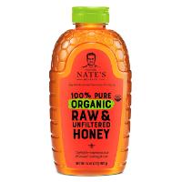 Nature Nate's 100% 有机蜂蜜 32oz