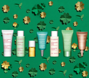 7-piece gifton any orders @ Clarins