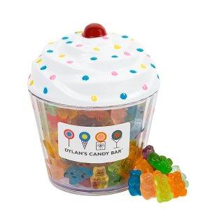 Cupcake罐装小熊软糖