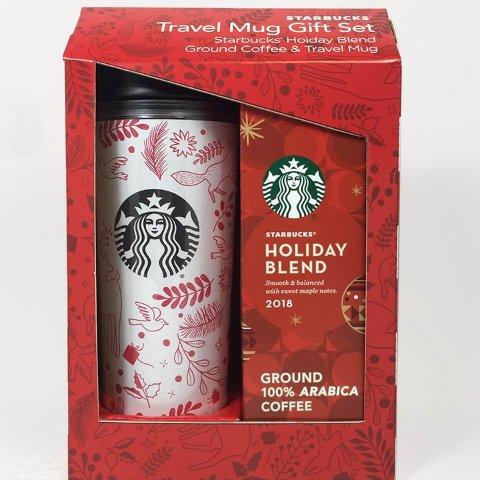 封面星巴克礼盒半价收Walmart 多款圣诞节日礼盒好价囤