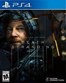 死亡搁浅 PS4 实体版