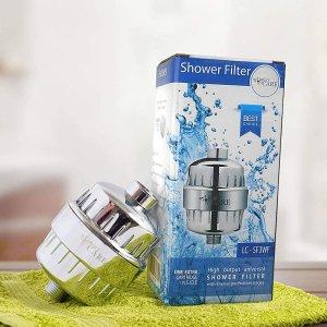 $25.45(原价$35.95)闪购:Limia's Care 15级花洒过滤器 健康沐浴必备 软化水质 缓解掉发