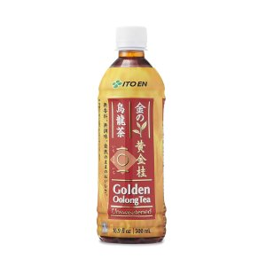 ITOEN无糖黄金乌龙茶 500ml 12瓶