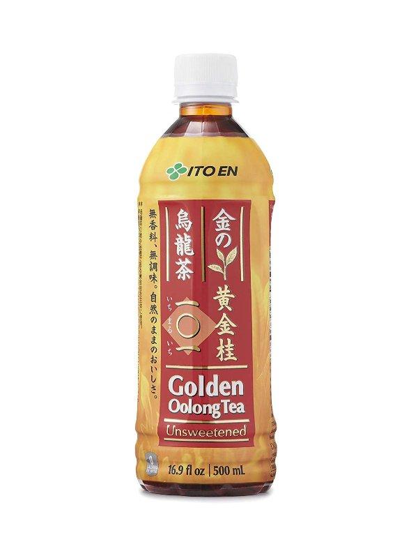 无糖黄金乌龙茶 500ml 12瓶