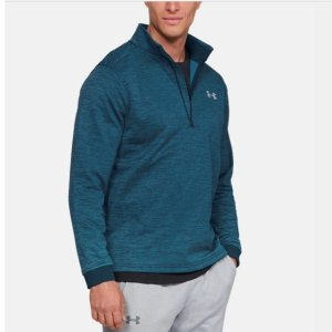 All $33 + Free ShippingMens Under Armour 1/4 zip fleece @ Under Armour