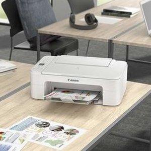 $45 收佳能TS3320打印机、墨盒专场 低至4.5折 WFH也能随时打印