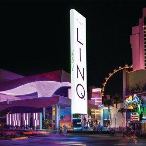 $39起拉斯维加斯4星级 LINQ 林尼克赌场酒店