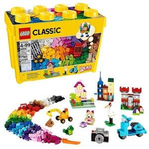 低至5.9折LEGO Classic 系列 经典创意拼搭玩具特卖