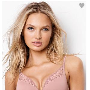 ac5193dfac98 Lightly Lined Scoop Demi Bra - The T-Shirt - Victoria's Secret