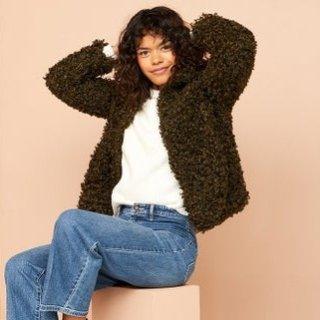 低至3折  $24收经典泰迪外套Philosophy Apparel 秋季外套热卖,时尚与温度兼得