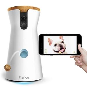 $134.99 (原价$199)Furbo 智能宠物零食投喂互动摄像头 可用Alexa控制