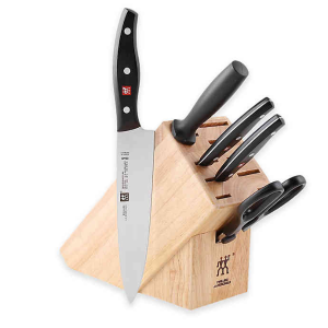 Zwilling® J.A. Henckels Twin Signature 6-Piece Knife Block Set