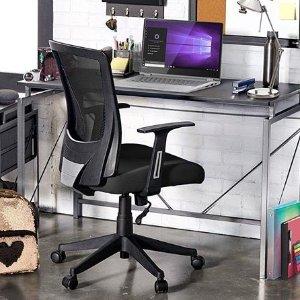 低至$59+包邮Office Depot 办公椅 电竞椅特价