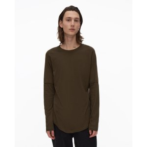 Helmut LangDouble Layer Long-Sleeve T-Shirt