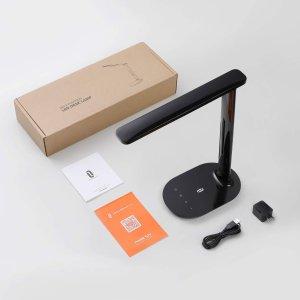 闪购:TaoTronics 便携式触屏护眼调光调色LED台灯