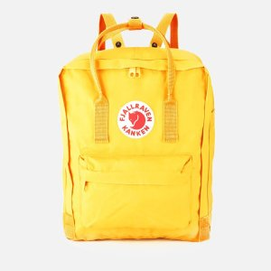 FjallravenWomen's Kanken 双肩包 - Warm Yellow