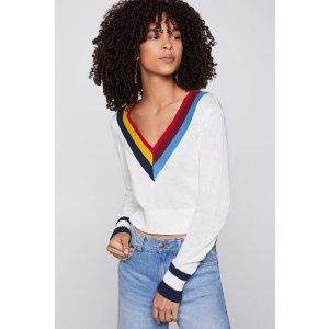 BCBGenerationV-Neck Sweater