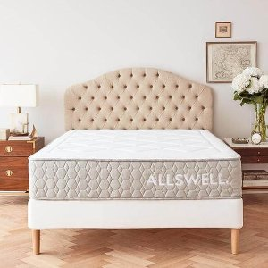 Last Day: 19% OffAllswell Luxe Mattresses Sale @Allswell Home