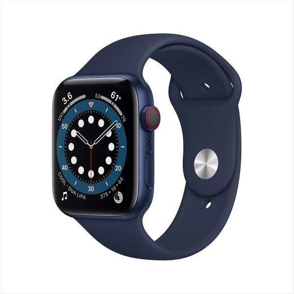 Watch Series 6 GPS + Cellular, 40mm