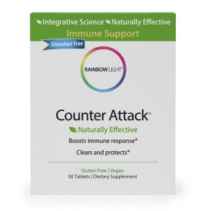 Mobilize Your Defenses - Counter Attack™ | Rainbow Light