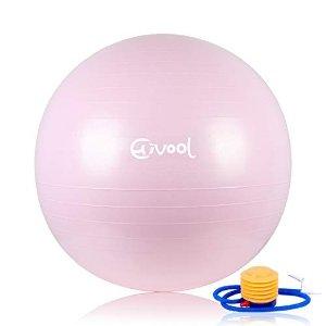 Hivool 健身球 粉色