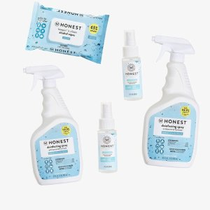 As Low As $2.59+Free ShippingLast Day: The Honest Company Cleaning Items Sale
